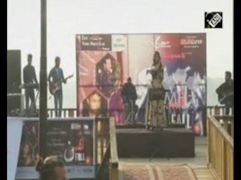 India News (Nov 10, 2017) - Music festival in Indian Kashmir enthralls visitors