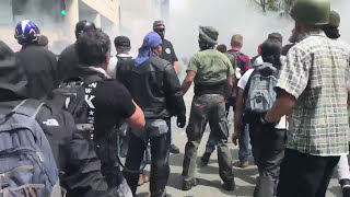 Free Speech & Trump Supporters Whoop Ass On Antifa
