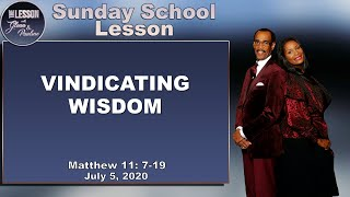 The Lesson Sunday School | July 5, 2020