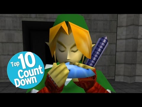 Top 10 Greatest Legend Of Zelda Songs