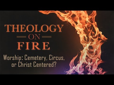 """5/20/18 """"WORSHIP: CEMETERY, CIRCUS, OR CHRIST CENTERED?"""" –Pastor Shane Idleman"""