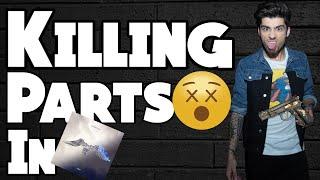Killing Parts in ZAYN ICarus Falls ALBUM!