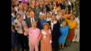 1985 FedEx To Europe television commercial featuring John Moschitta