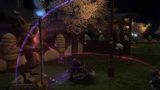 ff14 エッダの鎌暗黒騎士用かったのでふってみた!
