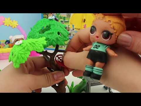 sürpriz-oyuncak-challenge'da-lol-bebeklere-kazandığım-playmobil-kamp-setini-açıyorum-bidünya-oyuncak