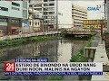 24 Oras: Estero de Binondo na ubod nang dumi noon, malinis na ngayon