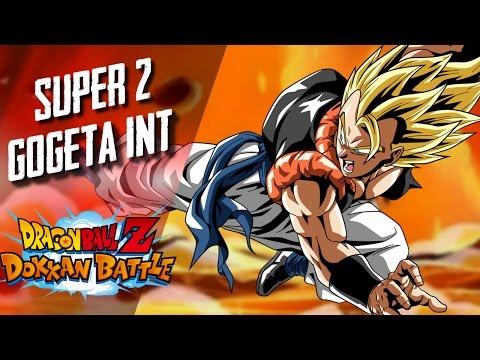 DRAGON BALL Z DOKKAN BATTLE VOD : Event Super Gogeta INT
