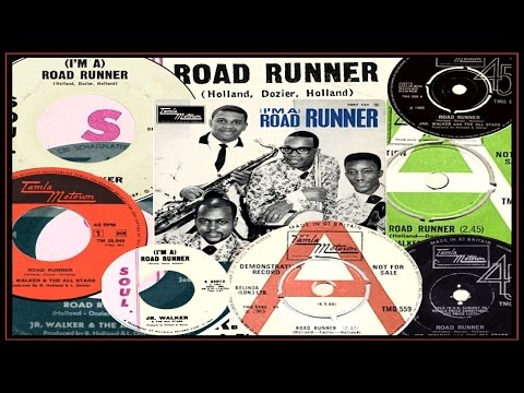 Jr. Walker And The All Stars - [I'm A] Road...