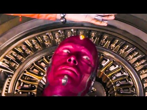 NEW Avengers Infinity War Trailer SHURI SAVES VISION