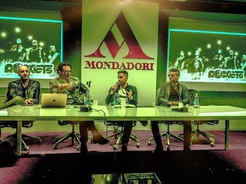 "ROCKETS - Conferenza Stampa ""Wonderland""-  Milano Mondadori 23/5/2019 Mp3"