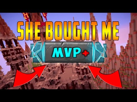 She Bought Me Mvp Rank On Hypixel