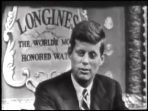 JFK Interview (John F. Kennedy)
