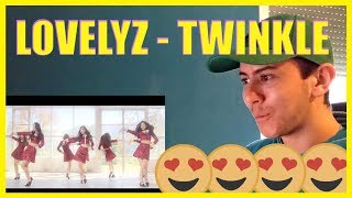 "Lovelyz (러블리즈) ""Twinkle (종소리)"" Official MV REACTION [SO BEAUTIFUL AND TALENTED!]"