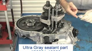 Hyundai Transmission Assembly Video