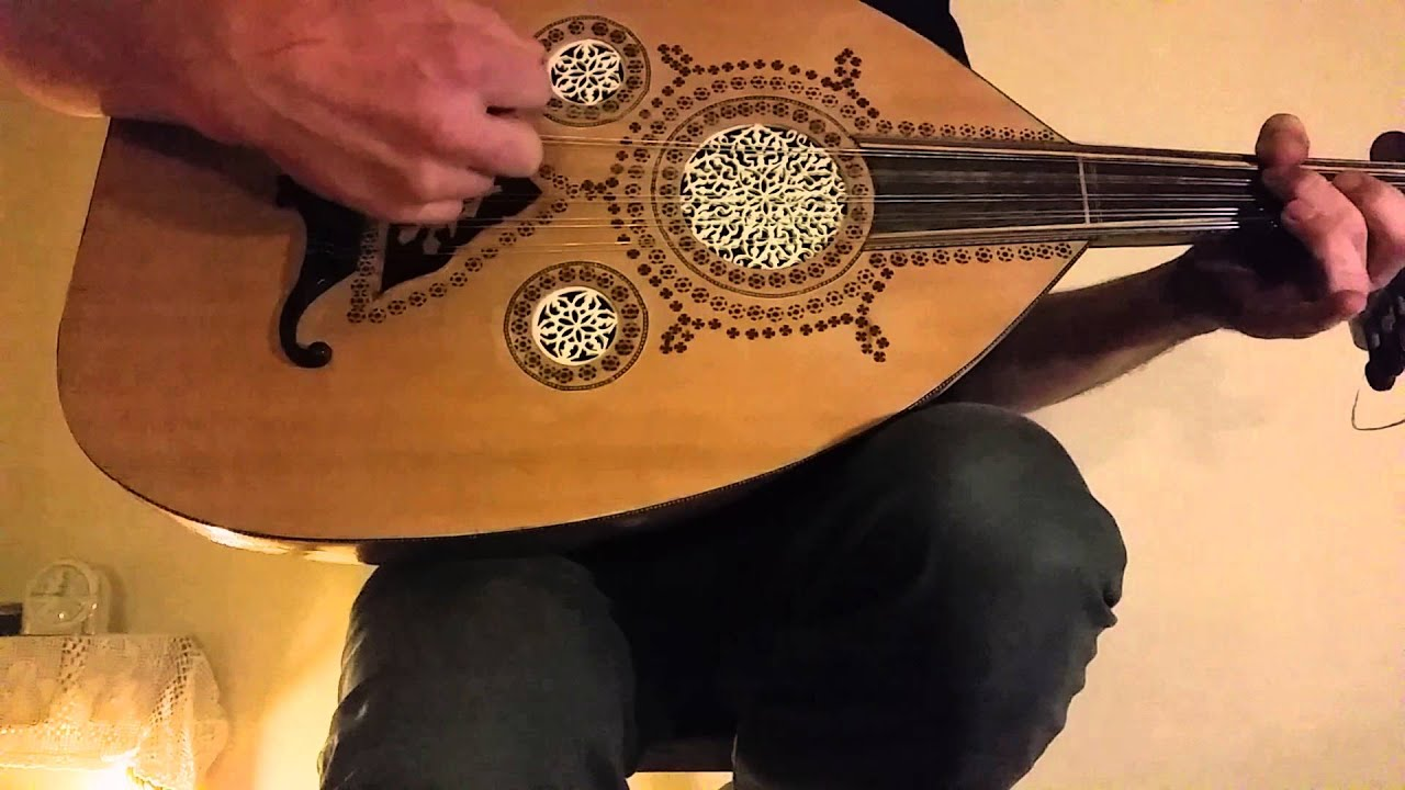 Iranian Old Song Oud Laúd árabe Youtube