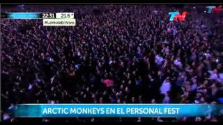 Do I Wanna Know? Arctic Monkeys Personal Fest 2014