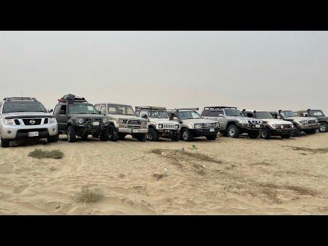 5th Thal desert jeep rally Pakistan & Hawks Camping