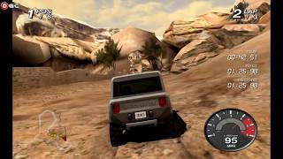 Ford Racing Off Road /4x4 Truck Racing Games / Nintendo Wii Edition Gameplay FHD #2