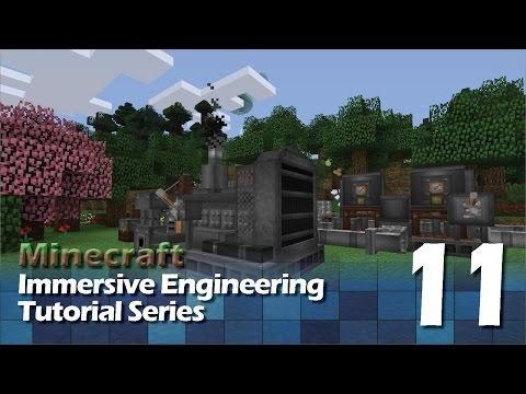 Immersive Engineering Tutorial #11 - Diesel Generator