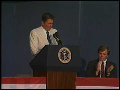 "President Reagan's Remarks at ""Spirit of America"" Event on July 4, 1984"