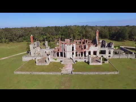 Sailing to the Reefs Episode 5 - Cumberland island