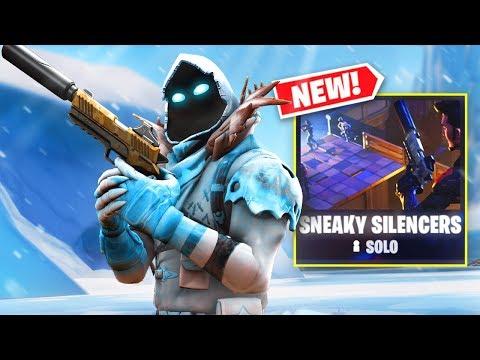 Sneaky Silent Ninja | New LTM Sneaky Silencers