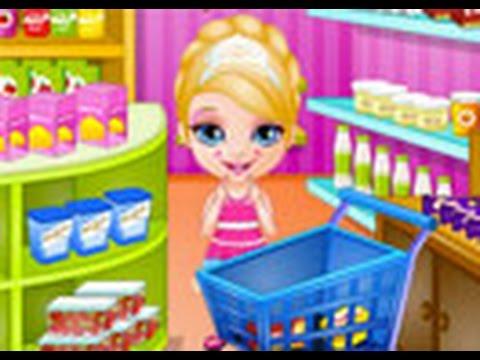 Ajude Barbie Fazer O Bolo Jogo - Help Barbie Make The Game Cake