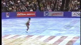 Michelle Kwan 關穎珊 - 1998 United States Figure Skating Championships, Ladies' Short Program