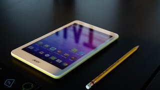 Acer Iconia One 8 mit Stifteingabe im Hands-On
