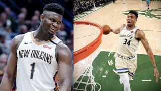 NBA 'Dunk Contest' MOMENTS