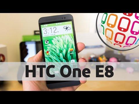 HTC One E8 - Непревзойденный в своем классе стильный смартфон