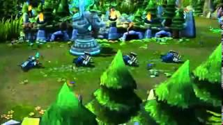 League of Legends: Clash of Fates - Champion trailer