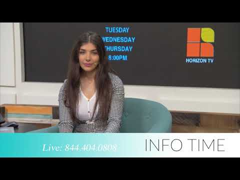 Info Time With Lilit Sargsyan Covid 19 MAY 20