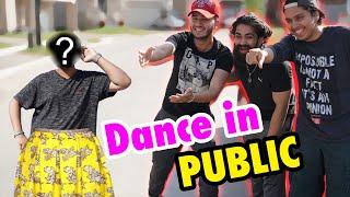 BOLLYWOOD DANCE IN PUBLIC! **HILARIOUS**