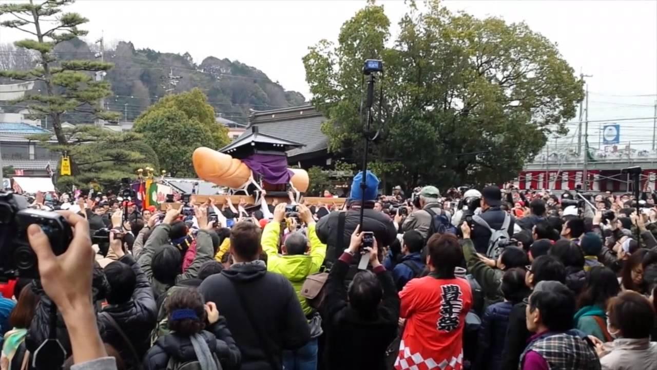 Fotografii de la Festivalul Penisului din Japonia | La zi pe Metropotam