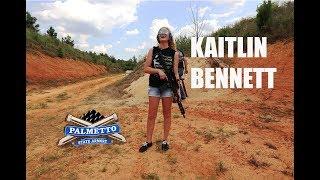 KAITLIN BENNETT VISIT