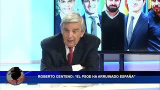 Roberto Centeno: Las encuestas de verdad dan a Vox 50 escaños