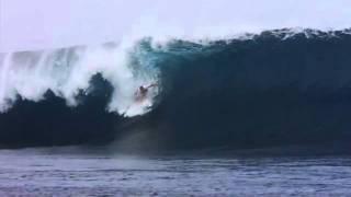 Самые страшные волны в мире в замедленной съёмке