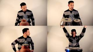 The Humma Song | OK Janu Movie | Percussion Cover | Mohsin Khan