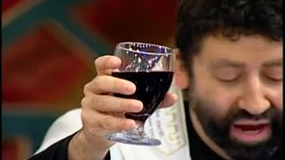 Jonathan Cahn: May christians celebrate Passover (Pessach)? (Passover part 1 of 2)