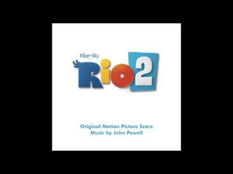 02. Batucada Pagode - Rio 2 Soundtrack