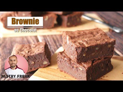 recette-brownie-au-chocolat-facile-et-rapide---gâteau-au-chocolat-américain