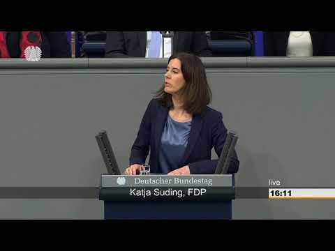 Katja Suding (FDP) - Aussprache zu...