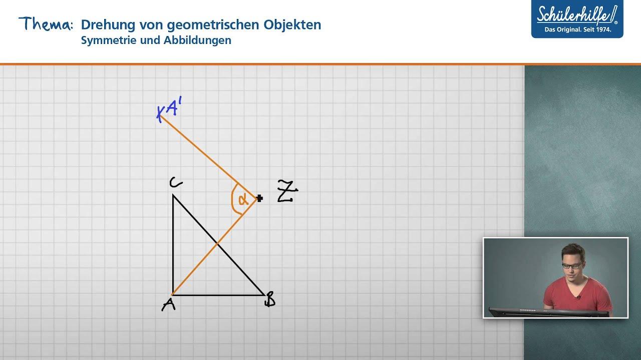Verschiebungen & Drehungen // Symmetrie & Abbildungen // Mathematik ...