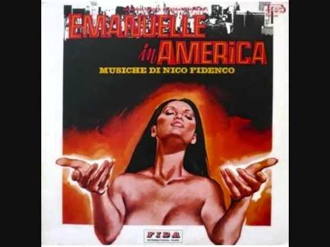 Nico Fidenco (Italia, 1976) -  Emanuelle In America (Five Parts)