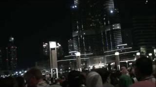 برج خليفة بدبي في اليوم الوطني الـ40 Burj khalifah in the National Day