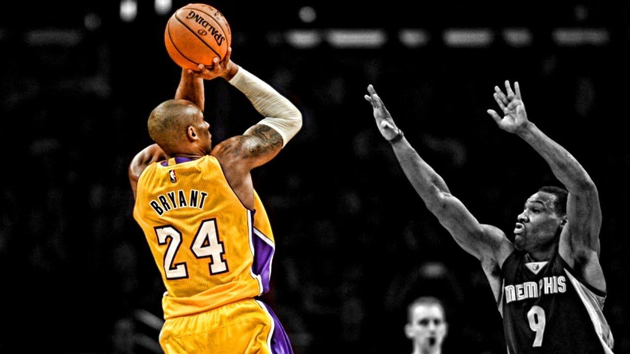 【影片】超高難度!Kobe Bryant強投瞬間