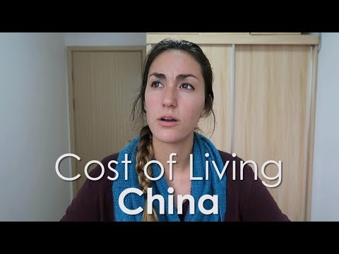 Cost of Living in Shenzhen, China