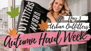 AUTUMN HAUL WEEK || HUGE Urban Outfitters Haul || Day 3 || COCOA CHELSEA