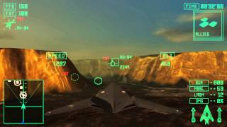Ace Combat X: Skies of Deception - Mission 5A: Rolling Thunder